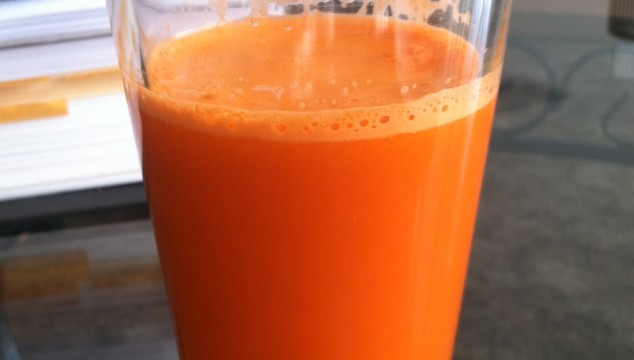 Carrot Juice, Your Liver, and Vitiligo